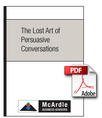 The Lost Art of Persuasive Conversations